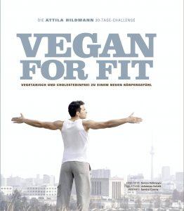 Veganer Ernährungsplan mit Vegan for Fit Challenge